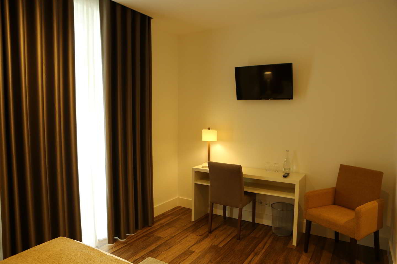 Quarto Duplo Standard- Hotel Solar do Rebolo