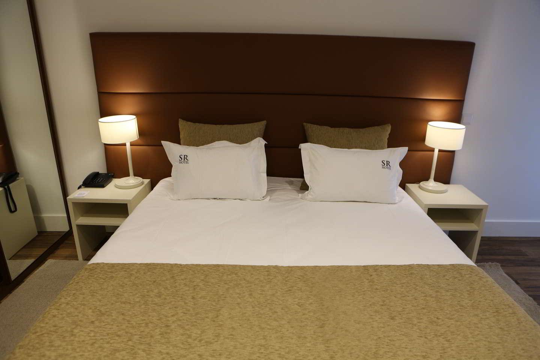 Quarto Duplo ou Twin com Kitchenette- Hotel Solar do Rebolo