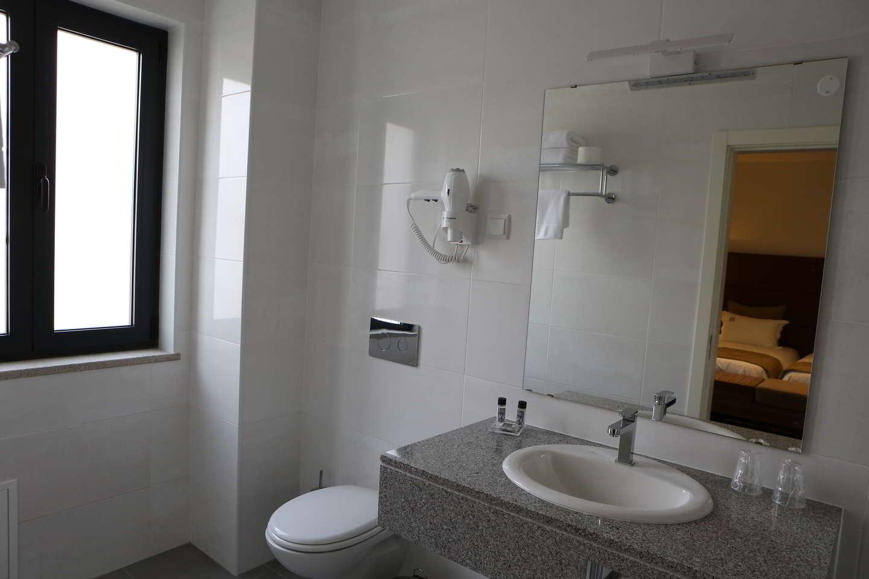 Quarto Duplo ou Twin Standard - Hotel Solar do Rebolo