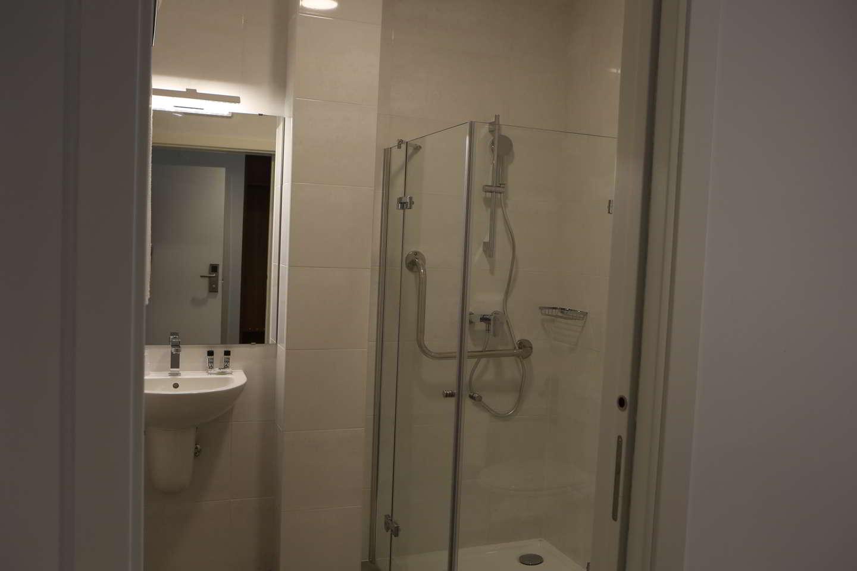 Quarto Duplo ou Twin - Acesso a Pessoas com Mobilidade Condicionada- Hotel Solar do Rebolo